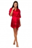 Satin Red Bridesmaid Robe